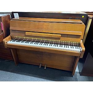 Zender Oak Upright Piano