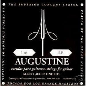 Guitar Strings Augustine Regals Black Classical