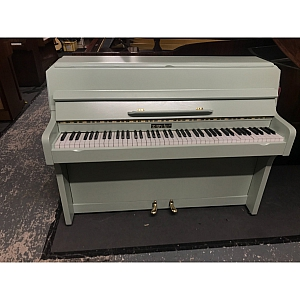 Spearmint Zender Upright Piano