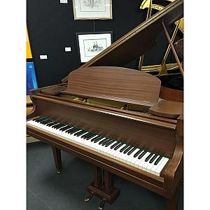 Kemble Satin Mahogany Baby Grand Piano