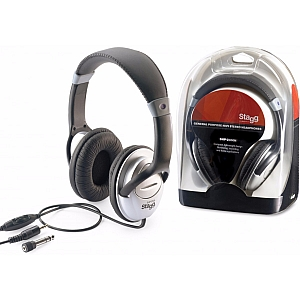 STAGG HI-FI STEREO HEADPHONES
