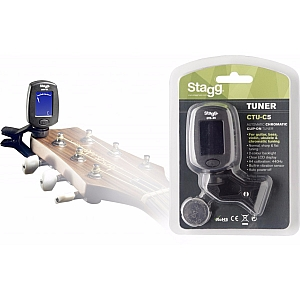 Stagg Automatic Clip-on Tuner