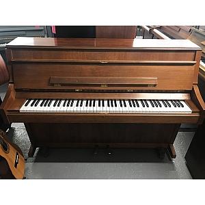 Kimball Walnut Upright Piano