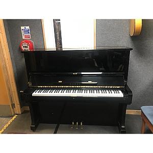 Kawai Black Polyester BL-61 Upright Piano