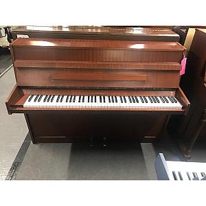 Eavestaff Mahogany Upright Piano