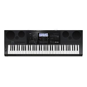 Casio WK-7600 Electric Piano Black
