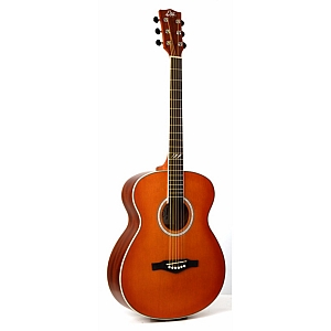 EKO-TRI018 Acoustic (Honeyburst)