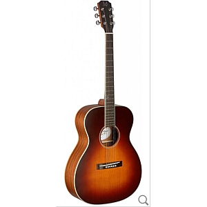 James Nelligan Auditorium Acoustic Guitar EZR-OM