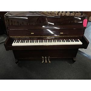Steinbach Mahogany Polyester Upright Piano