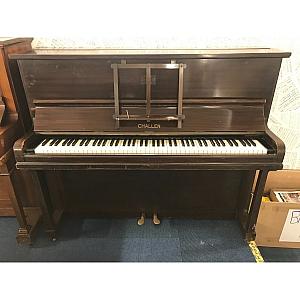 Challen Mahogany Upright Piano