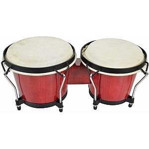 Chord Bongo Drum Pair