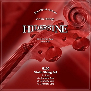 Hidersine Violin Strings