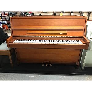 Waldstein Light Cherry Upright Piano