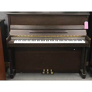 Morrison Mahogany Upright Piano