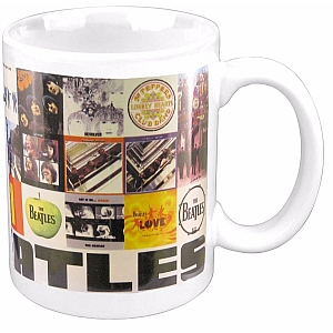 Beatles Mug - Artwork Edition