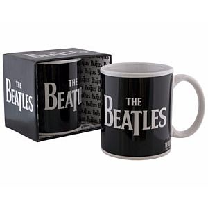 The Beatles Logo Mug