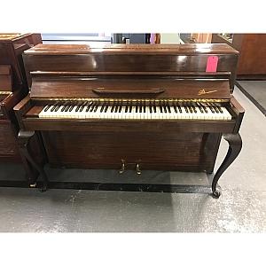 Danemann Mahogany Upright Piano