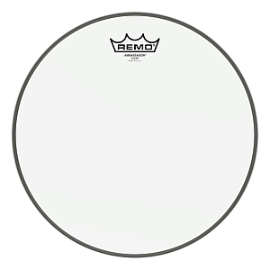 Remo 14 inch  Clear Drumhead