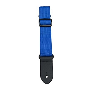 Guitar Strap Perri`s New Leather Blue Nylon