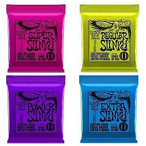 Guitar Strings Ernie Ball Slinkys