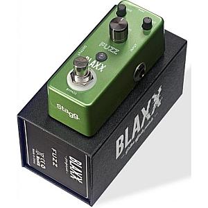 BLAXX Fuzz - Mini Guitar Effects Pedal