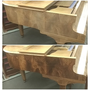 Repolishing Grand Piano