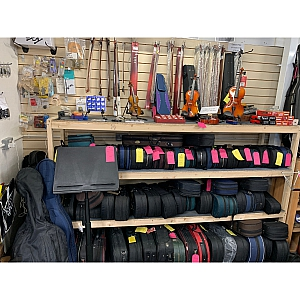 MANY MORE STRINGED INSTRUMENTS IN STORE!!!