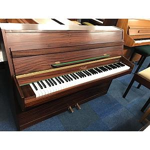 Mayell Mahogany Upright Piano