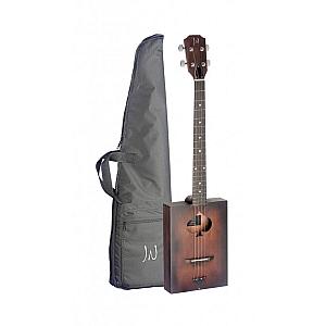 Neligan CASKFIRKIN Cigar Box Guitar