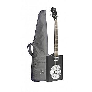 Neligan PUNCHCOAL Cigar Box Guitar