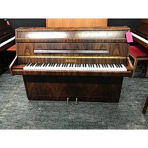 Bentley Palisander Upright Piano