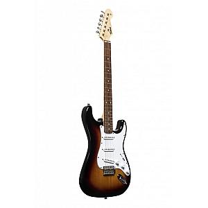 Tokai Stratocaster in sunburst