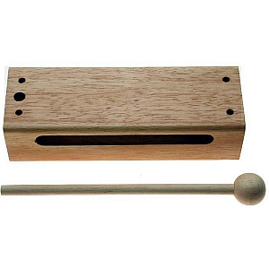 Stagg Woodblock Hand Percussion