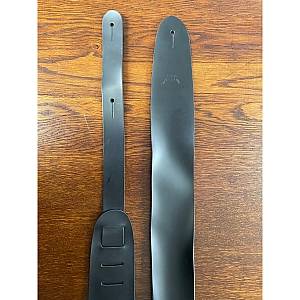 Adjustable Guitar Strap Shine Black