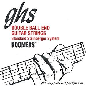 GHS Double Ball End Light Gauge Guitar Strings Standard Steinberger System