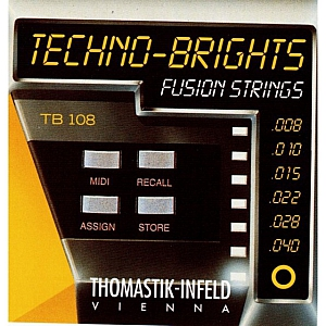 Techno-Brights Fusion Series Electric Guitar Strings