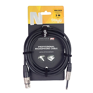 Stagg Professional Microphone Cable