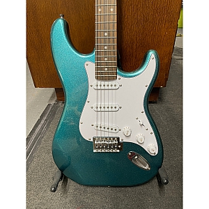 Chord S Type Electric Guitar (Electric Blue)