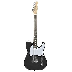 Chord T Type Electric Guitar (Black)