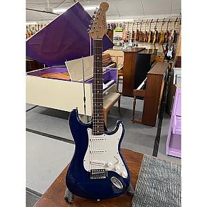 Freshman S Type Electric Guitar (Blue)