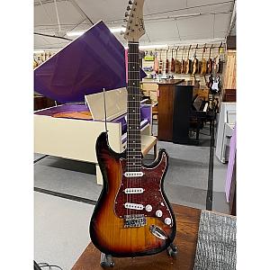 Glarry GST3 S Type Electric Guitar (Sunburst)