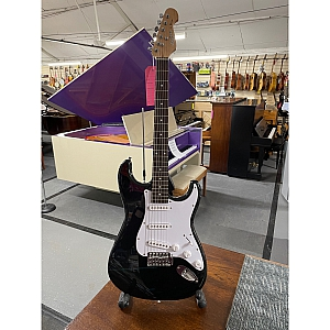 Cruiser By Crafter S Type Electric Guitar (Black)