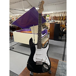 Elevation S Type Electric Guitar (Black)