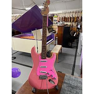 Rosebud S Type Electric Guitar (Pink)