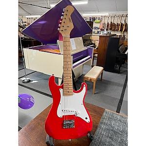 CBSKY Mini S Type Electric Guitar (Red)