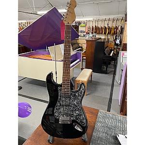No Name S Type Electric Guitar (Black)