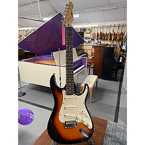 Peavey Raptor S Type Electric Guitar (Sunburst)