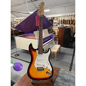 No Name S Type Electric Guitar (Sunburst)
