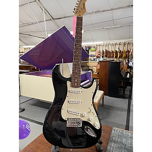 Stagg S Type Electric Guitar (Black)