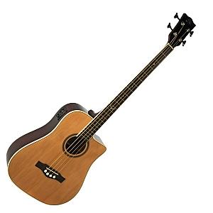 EKO Electro Acoustic Bass Guitar